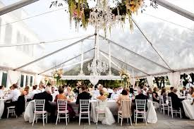 clear wedding tent tent clear top frame tents snyder events charleston sc s
