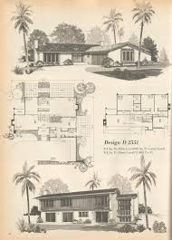home planners house plans vintage house plans mid century homes 1970s floor plans