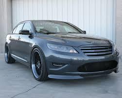 2010 Ford Taurus Interior Funkmaster Flex Tweaks Ford Taurus Sho For Sema 2009 Autoevolution
