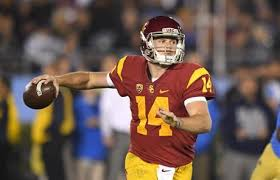 Michael Hutchings Usc No 15 Usc Rolls Over Rival Ucla 36 14 For 7th Straight Win
