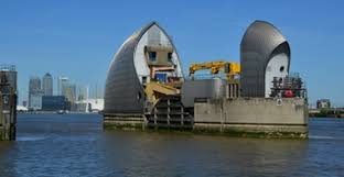 thames barrier ks2 river thames from source to mouth reizen langs rivieren travelling