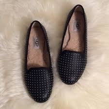 50 ugg shoes sale ugg studded flats w box