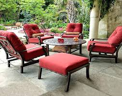 Replacement Cushions For Patio Chairs Patio Furniture Replacement Cushions Artrio Info