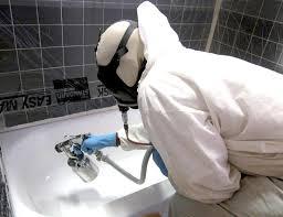 superior resurfacing bath tub and counter top repair refinishing