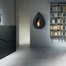 cheminee moderne design cheminée bioéthanol murale de design moderne joseph faite en italie