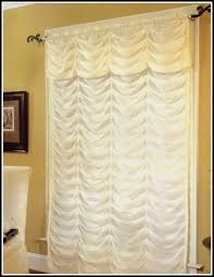 Priscilla Curtains With Attached Valance Bedroom Curtains With Attached Valance Functionalities Net