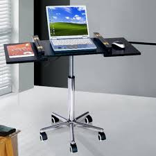 foldable laptop stand computer lap table notebook desk portable