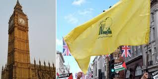 Hezbollah Flag Us Ban Hezbollah In The Uk