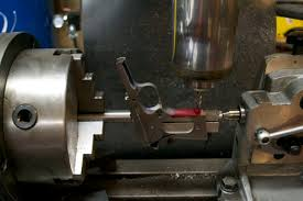 customizing the 1911 machining a golf ball front strap