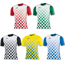 Flag Football Set For Adults Joma Flag Short Sleeve Football Shirt Kids Premier Teamwear