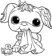 littlest pet shop coloring pictures free download