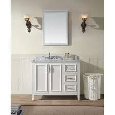 Single Bathroom Vanity by Simpli Home Chelsea 43