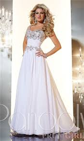 beautiful white long prom dresses dress on sale