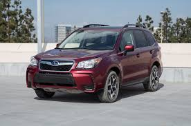 white subaru forester 2014 2014 subaru forester 2 0xt long term arrival motor trend