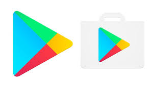 Play Store Drops The Shopping Bag From The Play Store Icon The Verge