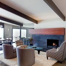 imaginative mid century modern fireplace remod 12812