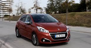 pejo araba peugeot 208 1 2 otomatik testi u2013 otomobil zevki