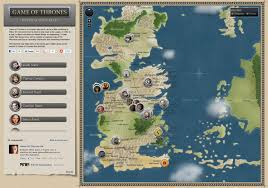World Map Interactive by Game Of Thrones Interactive Map Visual Ly