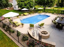 backyard ideas with pool best 25 small inground pool ideas on pinterest swimming pools