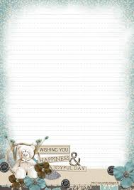 blank writing paper with lines free stationery printable designed in pse briefpapier writing free stationery printable designed in pse briefpapier writing paper scrapbook look www