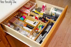 Organizing Or Organising Junk Drawer Organization