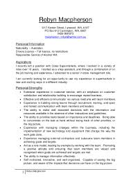 Private Banker Resume Sample by Robyn Macpherson Resume
