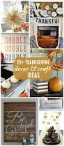 Homemade Thanksgiving Decorations by 25 Thanksgiving Decor And Craft Ideas Lil Luna All Things