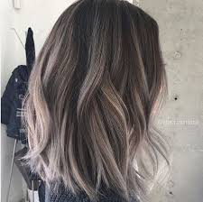 dark hair with grey streaks gallery brown hair gray streaks black hairstle picture