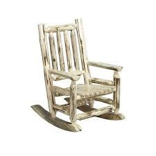 Unfinished Wood Rocking Chair Unfinished Wood Rocker Bellacor