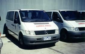 2001 Benz File 2001 Mercedes Benz Vito 113 Ambulance 5352811289 Jpg