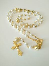 personalized rosary 29 best my handmade rosaries on etsy images on