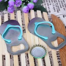 wedding gift opening aliexpress buy bottle opener stainless steel slippers