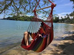 How To Make A Chair Hammock Amazon Com Large Brazilian Hammock Chair By Hammock Sky