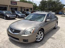 maxima nissan 2008 brown nissan maxima in florida for sale used cars on buysellsearch