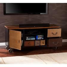 Kitchener Furniture Tv Stands Amazon Com Simpli Home Kitchener Tall Tv Media Stand