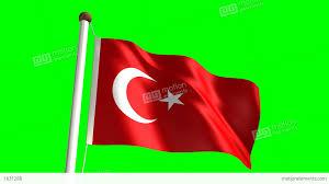 Puerto Rico Flag Gif Turkey Flag Stock Animation 1631288