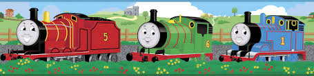 thomas wallpapers group 58 thomas the tank engine room decoration stick ups and wall border