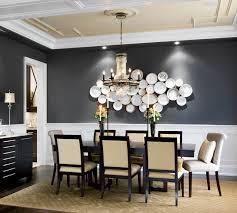 Gray Dining Rooms Lockhart Kylemore Custom Home Traditional Dining Room