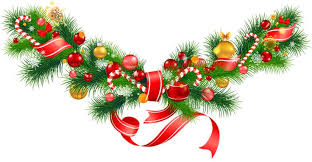 christmas garland christmas garland clipart search library clipart image 28751