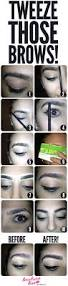 How To Change Your Eyebrow Shape Best 10 Eyebrow Shaping Tutorial Ideas On Pinterest Perfect