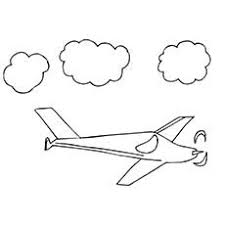 planes coloring pages top 35 airplane coloring pages your toddler will love