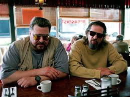 The Big Lebowski Meme - john goodman and jeff bridges as walter sobchak and jeff the dude