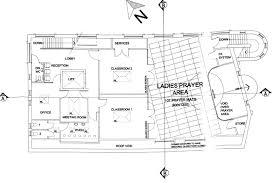 floor plan of mosque new mosque floor plan