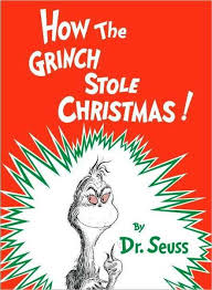 dr seuss how the grinch stole excerpt genius
