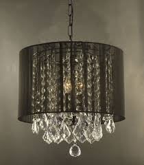 Chandeliers With Shades And Crystals by 25 Best Chandelier With Shades Ideas On Pinterest Cottage