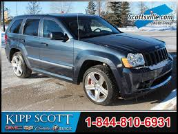 cherokee jeep 2010 2010 jeep grand cherokee srt8 used for sale in rare loaded 6 1l