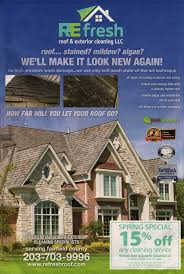 Home Exterior Cleaning Services - news refresh roof and exterior cleaning llc