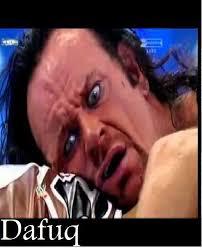 Undertaker Meme - undertaker vs triple h wrestlemaina 27 dafuq know your meme