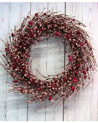 berry wreath tis the season for savings on valentines wreath heart pink
