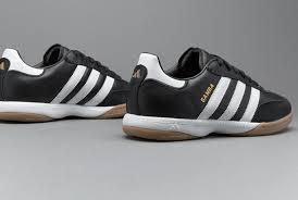 black samba adidas samba millenium mens soccer shoes indoor black